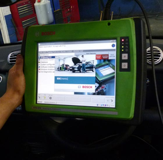 Unique Autocentre Car Diagnostics